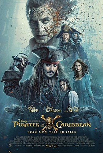 Pirates of the Caribbean: Dead Man Tell No Tales (2017)