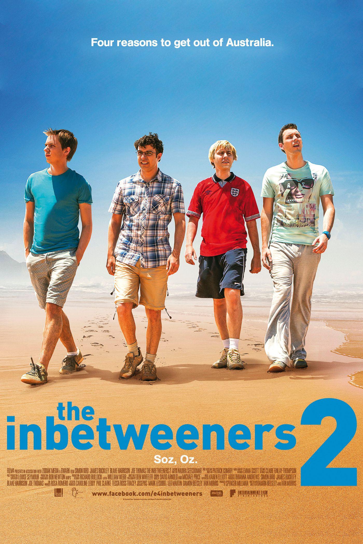 The Inbetweeners 2 (2011)