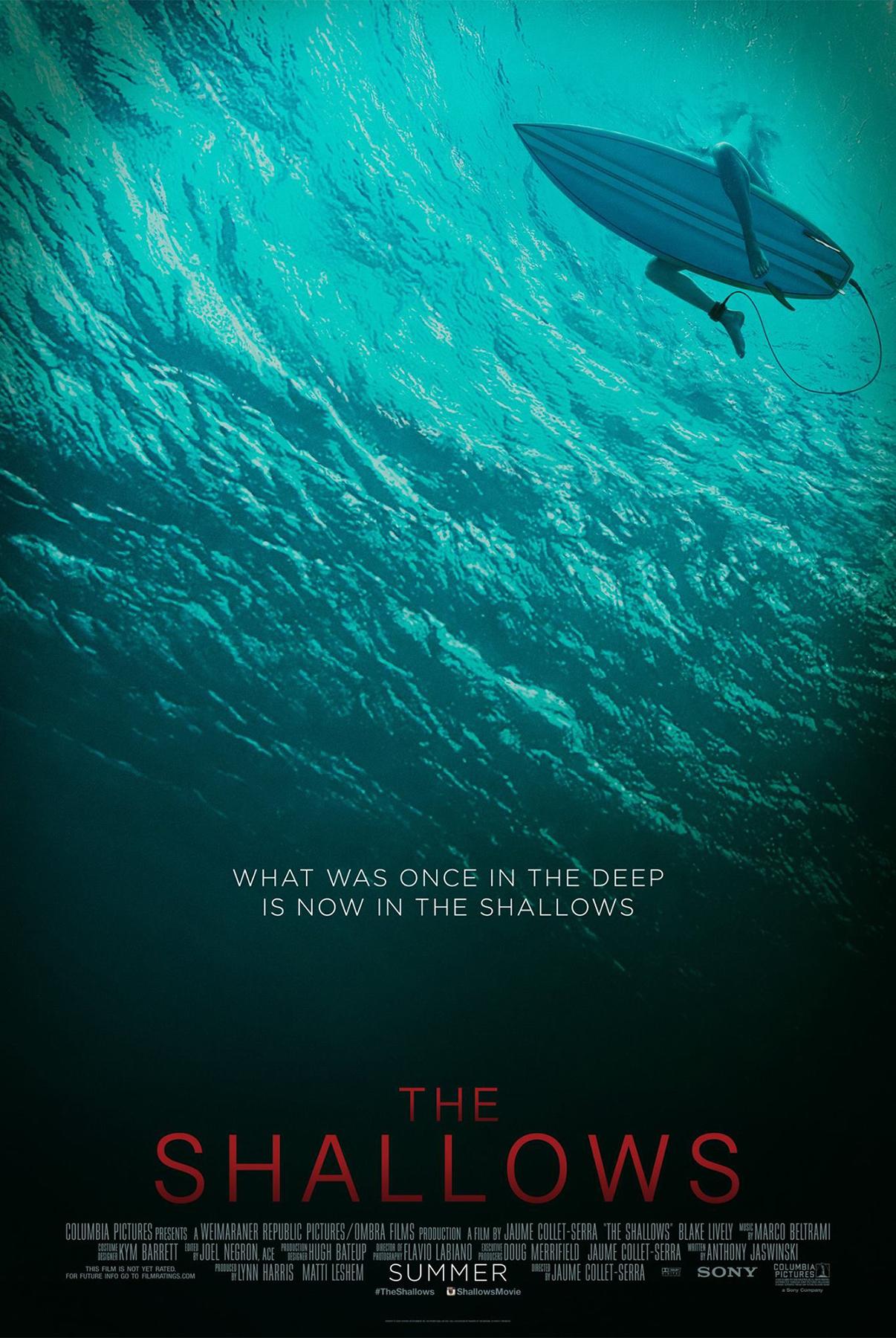 The Shallows (2016)